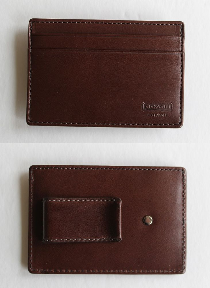 Water Buffalo Leather Wallet