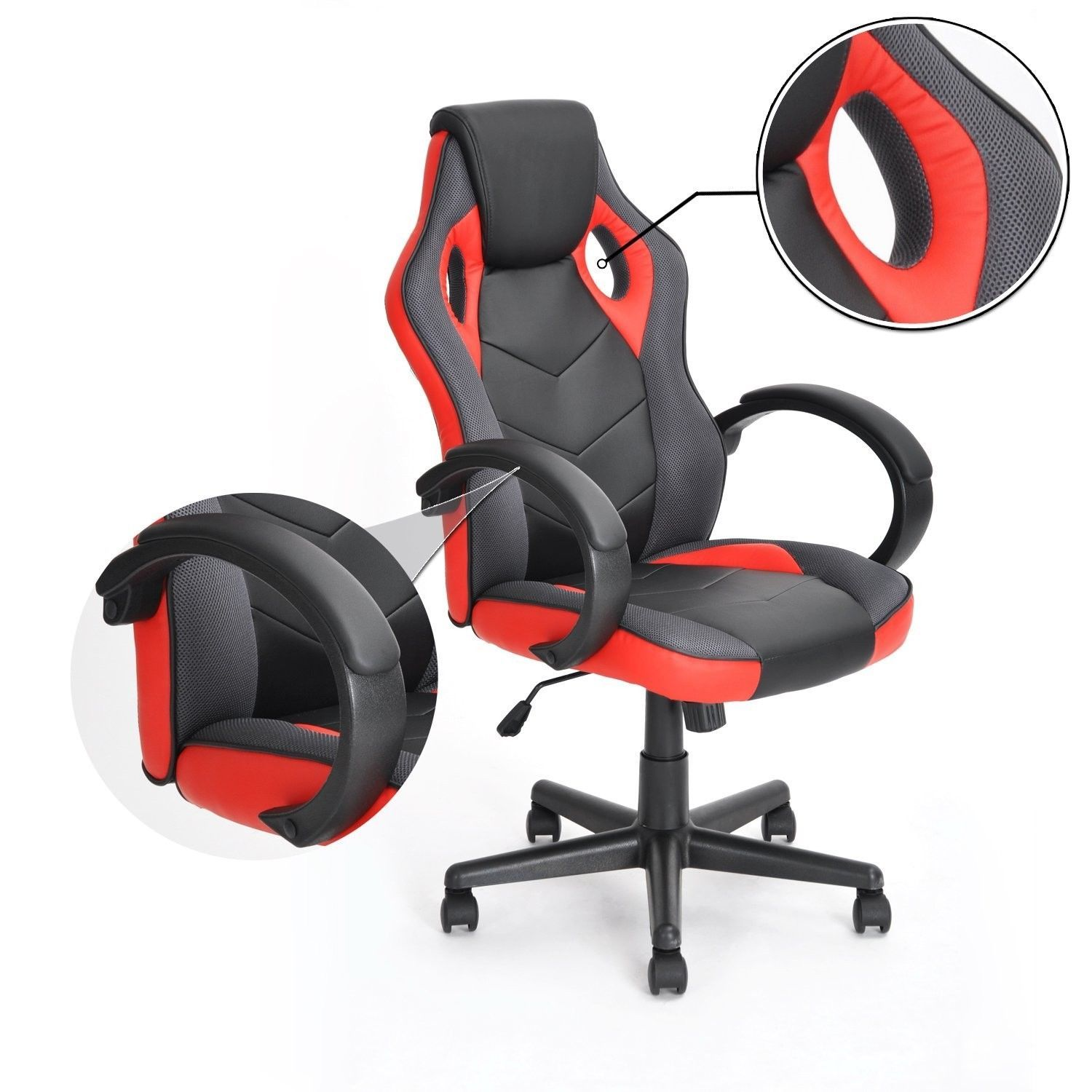 Miraculous My Ebay Active Okc Computer Desk Chair Red Office Chair Pdpeps Interior Chair Design Pdpepsorg