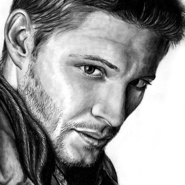 Pencil sketch darkness draw quality pencil black and white portrait of you by punisher357