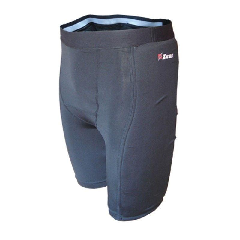 Pantalone uomo Zeus allenamento con imbottitura specifico per l'allenamento da portiere. Tessuto 100% in poliestere con possibilità di essere personalizzato su richiesta. #Pegashop vendita abbigliamento sportivo di qualità.