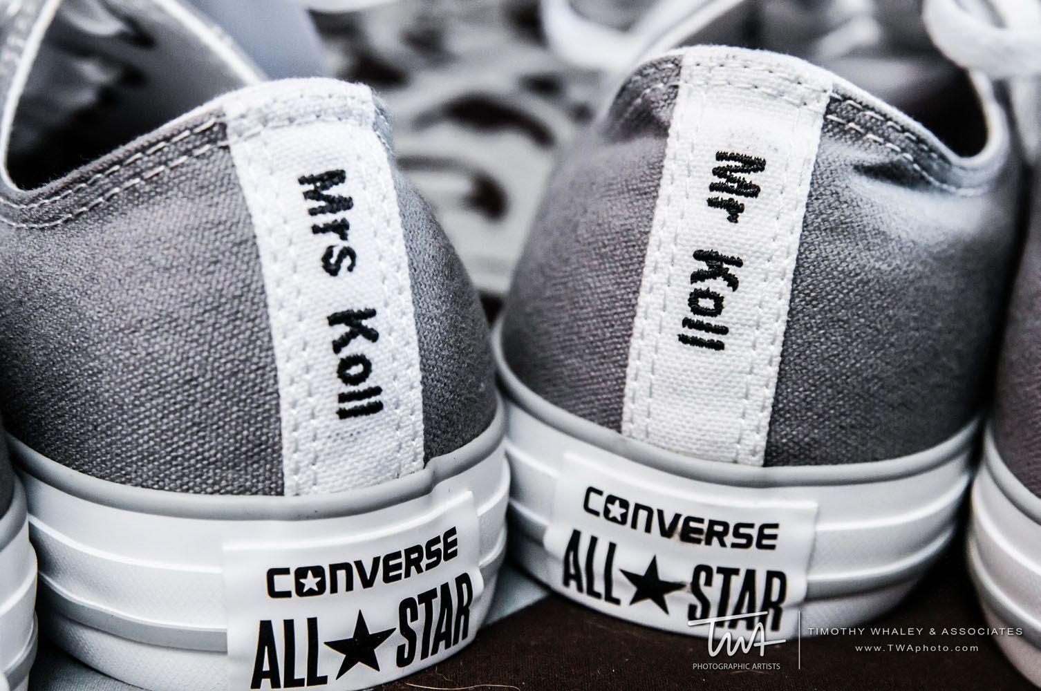 42df689129b9 Mr.   Mrs. Converse shoes