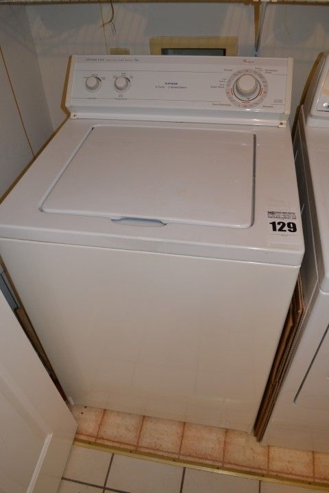 whirlpool washer ultimate care heavy duty super capacity plus bid now until tuesday nov. Black Bedroom Furniture Sets. Home Design Ideas