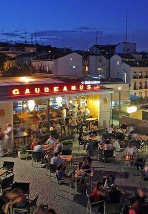 Gau Café Las Mejores Terrazas De Verano En Madrid En