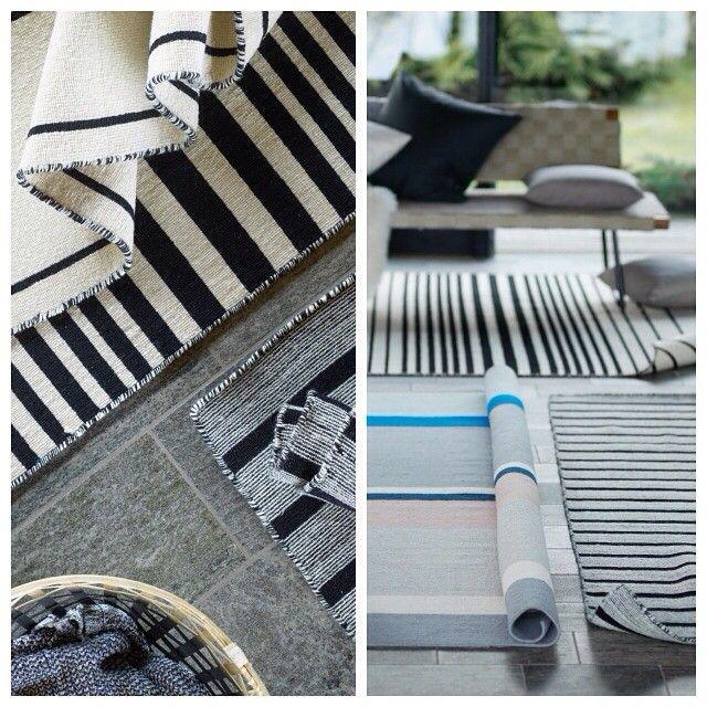 100% lana, sono i tappeti che arrivano a rotazione in ottobre a IKEA... in Norvegia però... #ikea