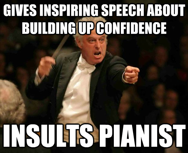 02c4c013d41f47ad7a6d94fe7e59f209 the collaborative piano blog meme of the day angry conductor