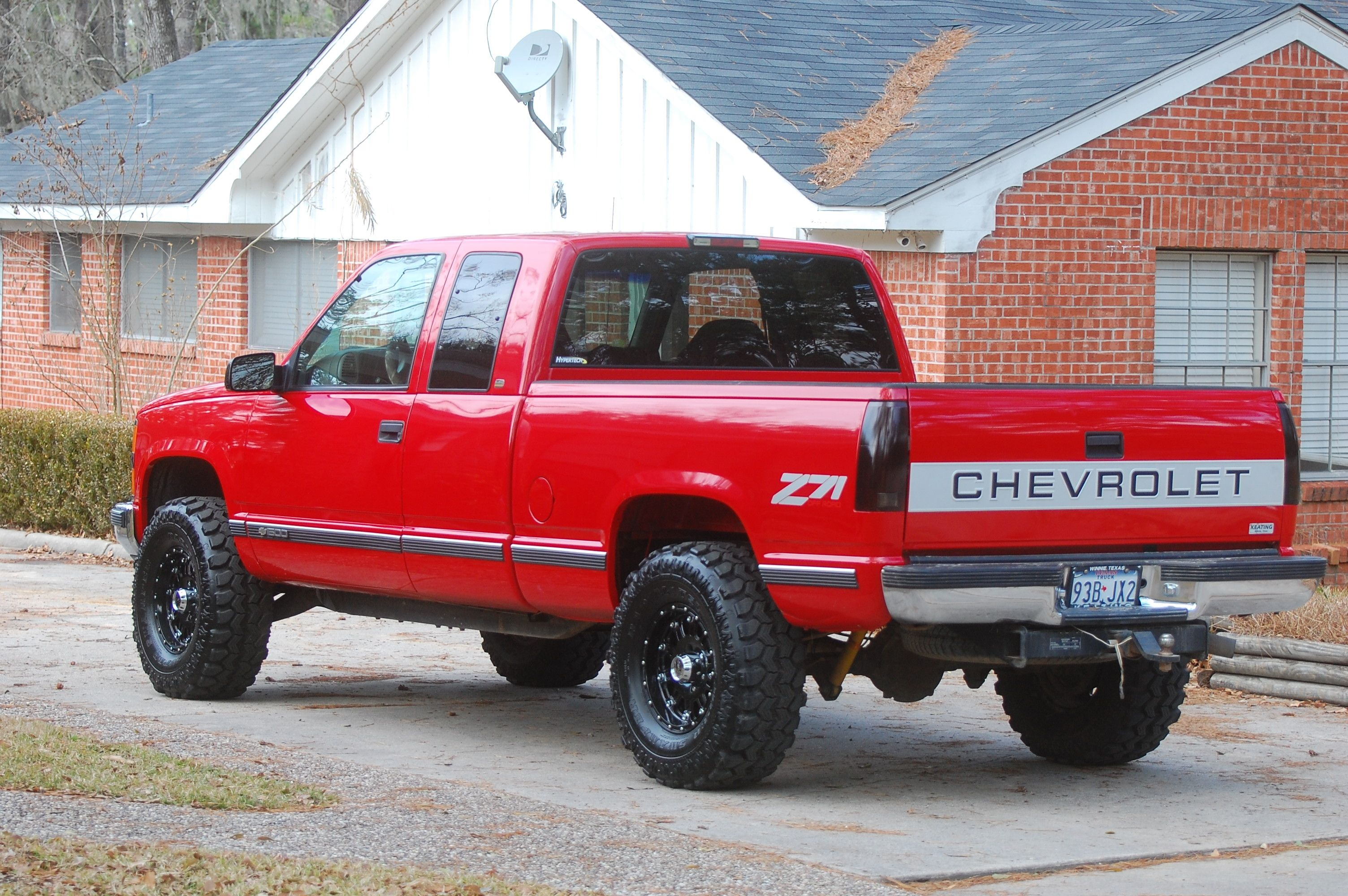 Taylorryan123 1997 Chevrolet Silverado 1500 Regular Cab Specs Photos Modification Info At Cardomain Chevrolet Trucks Chevrolet Silverado Chevrolet