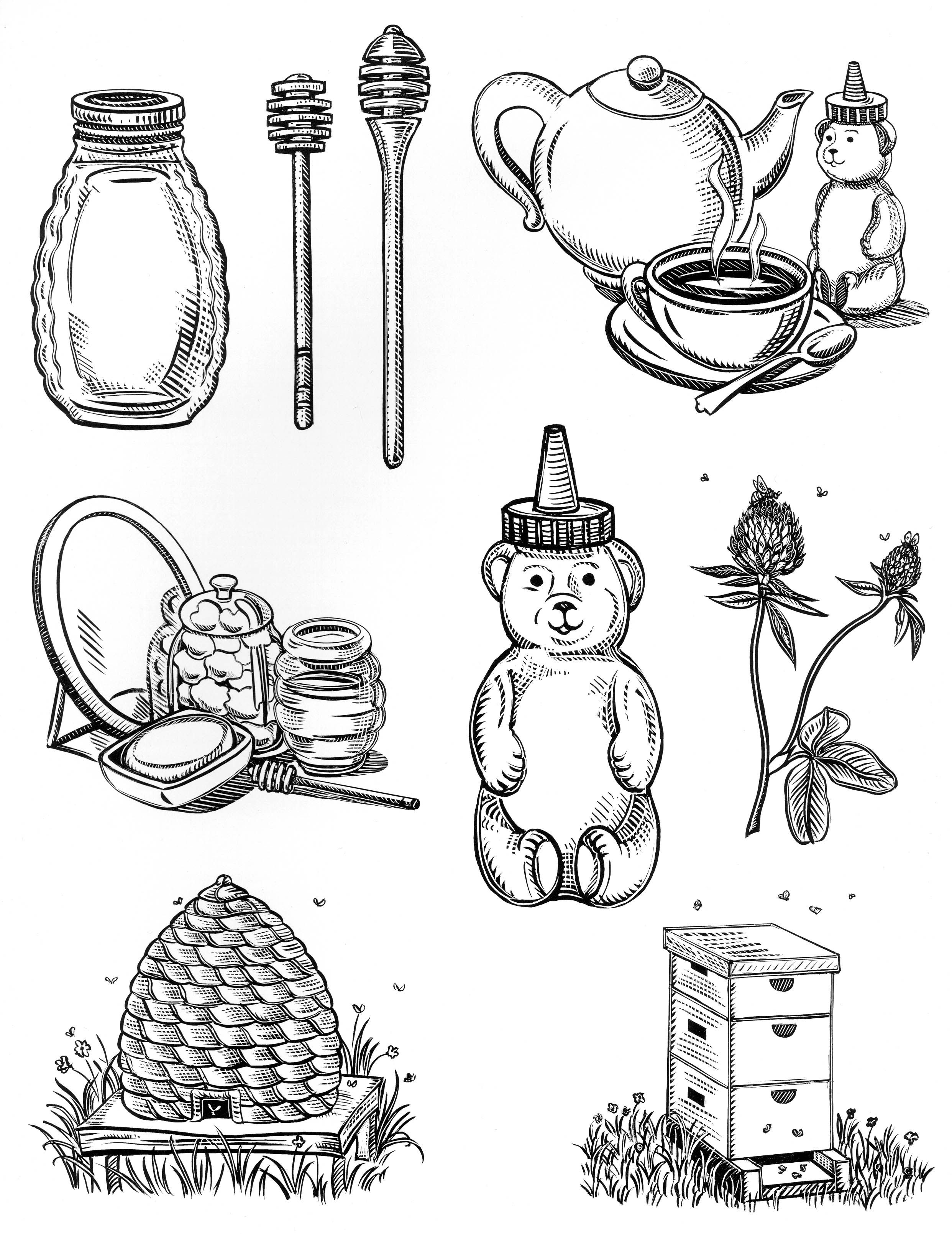 This Is Really Really Making Me Want A Honey Bear Tattoo