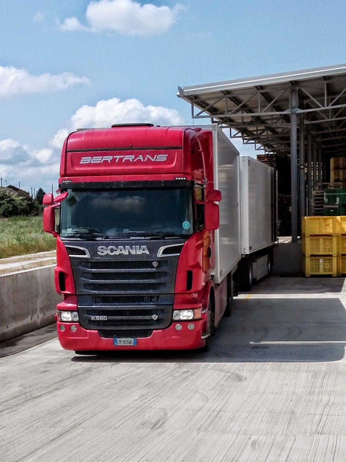 Bertrans Srl trasporti e logistica: Trasporti Bertrans Srl