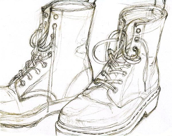 drawing doc martens , Google Search