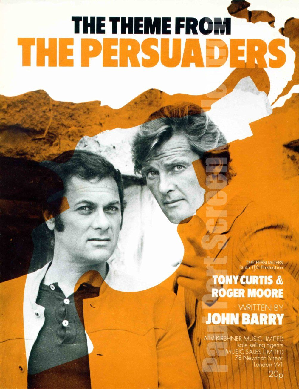 The Theme Music By John Barry Is Awesome The Persuaders