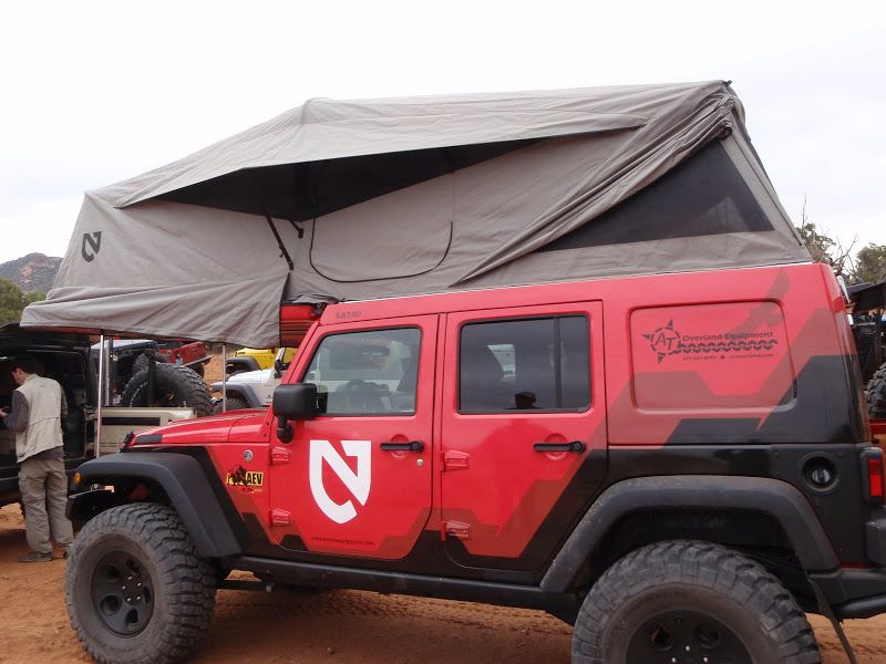 Jeep Wrangler Habitat Official Release Page 4 Expedition Portal Jeep Wrangler Jeep Tent Offroad Jeep