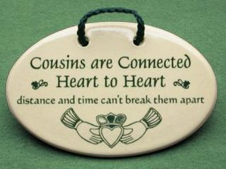 Cousins Are Connected Heart To Heart Distance And Time Cant Break