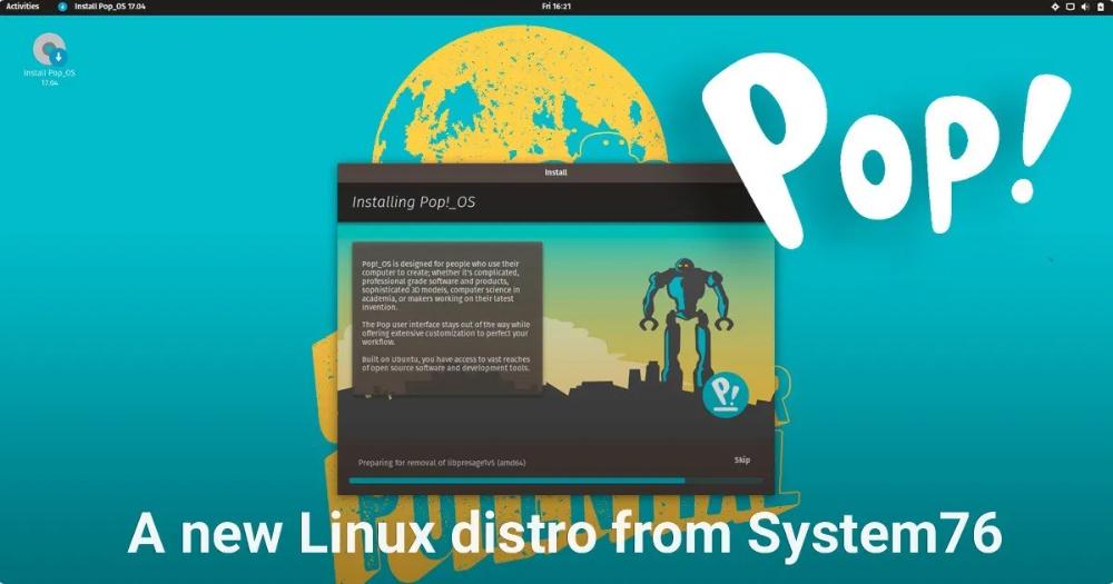 Pop!_OS 20.04 Beta Testing FANDOMFARE GAMING NEWS in