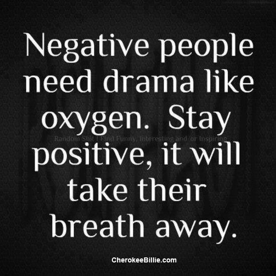 Never Let Anyones Negativity Take You Down It Is A Battle To Stay