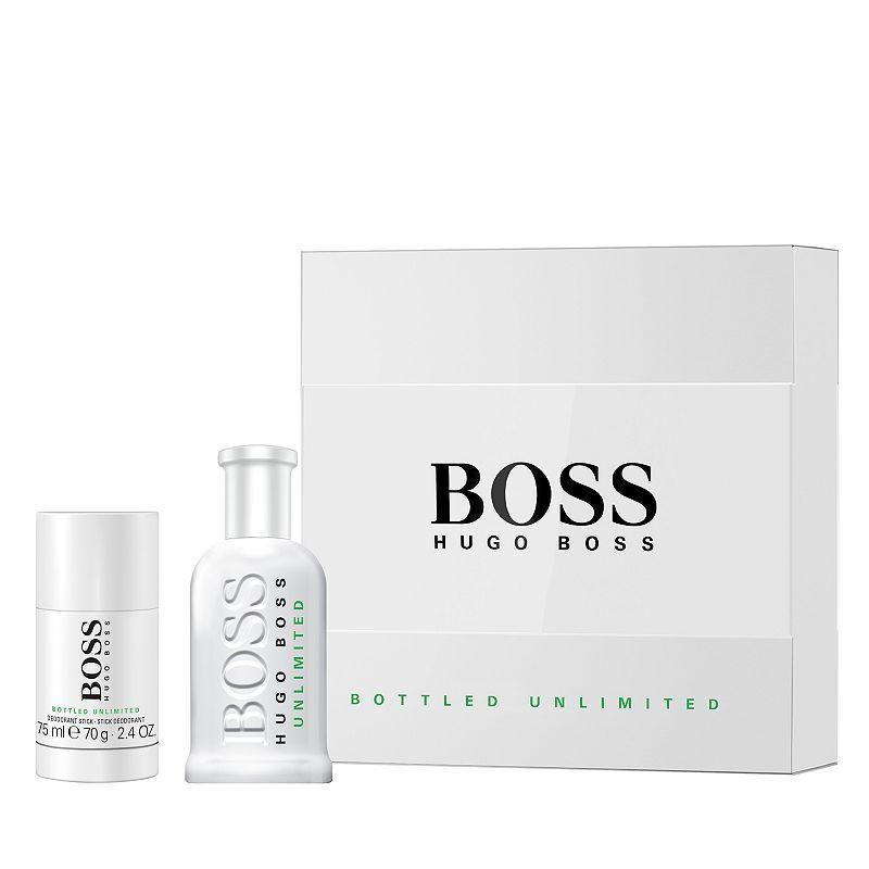 Boss Bottled Unlimited By Hugo Boss Mens Cologne Gift Set