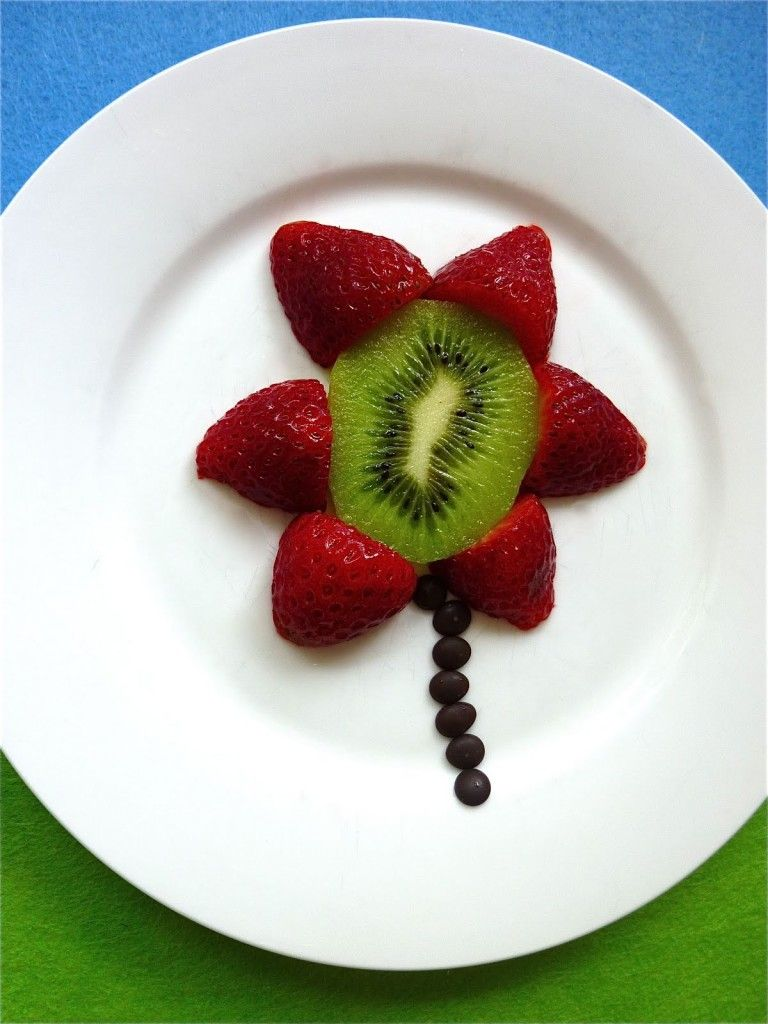 Flower Snacks {Discover and Explore}