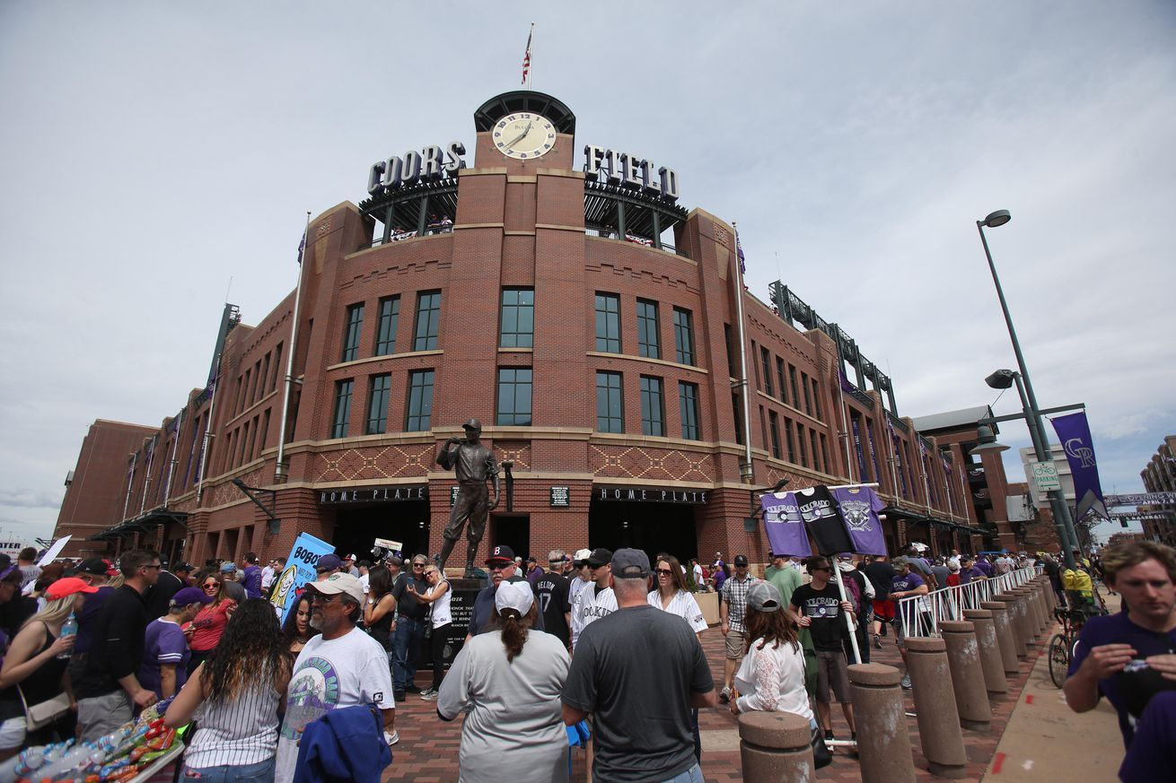 Coors field will soon be next to a stadium district