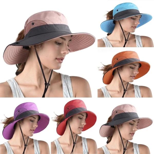 Uv Protection Foldable Sun Hat Sun Hats Uv Protection Hat Unique Hats