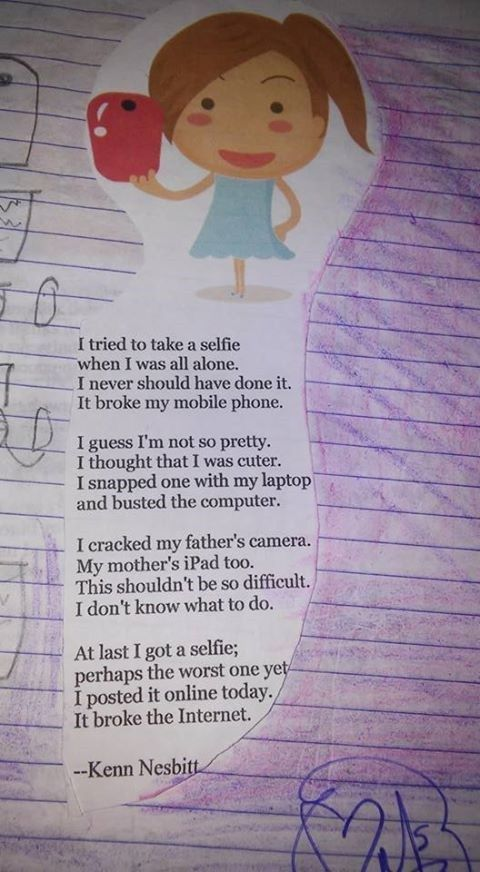 Selfie Poem' angers Lincoln County mother - WAFF-TV: News