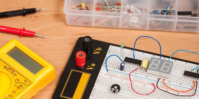 basic-electronics-makerspaces   Maker Space   Pinterest   Physical ...