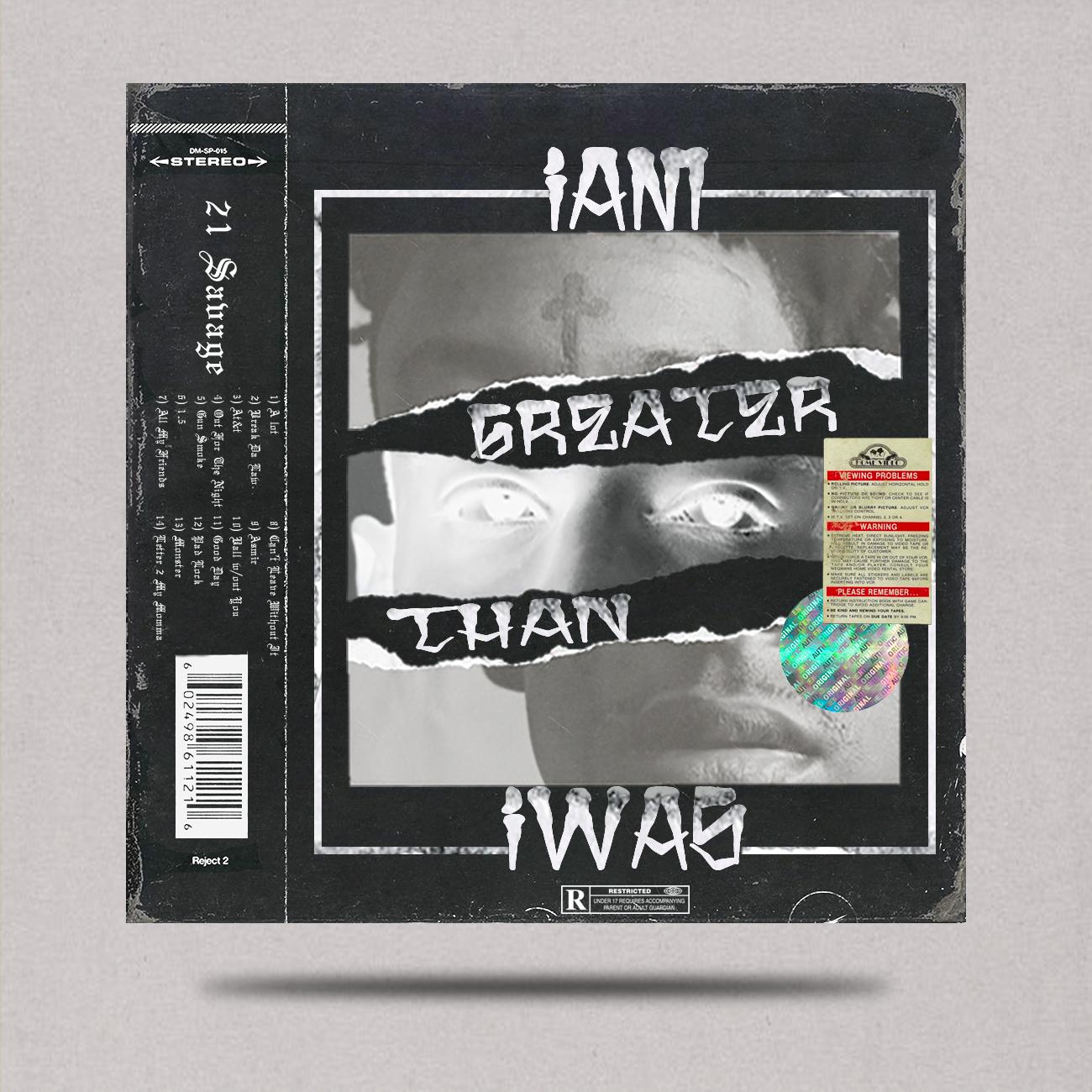 21 savage i am i was alternative artwork 21 savage vinyl store artwork alternative artwork 21 savage