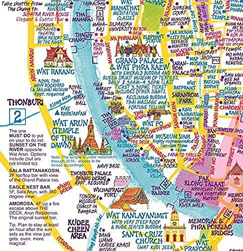 Nancy chandlers map of bangkok 27th edition travel thailand nancy chandlers map of bangkok 27th edition gumiabroncs Choice Image