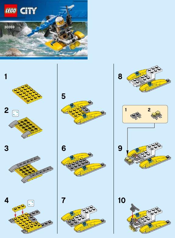 costruzioni lego 30359