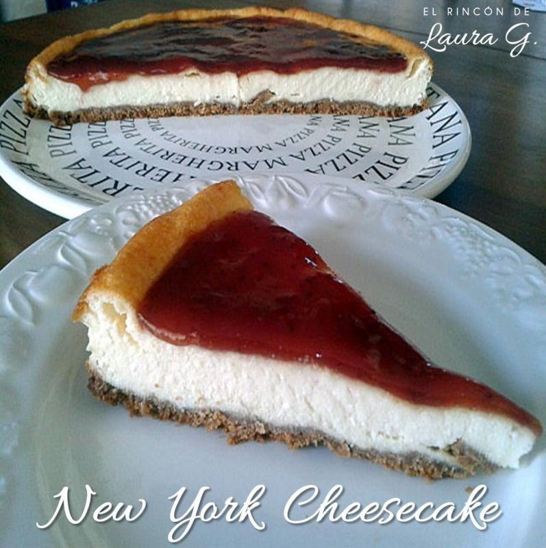 Cheesecake Clásico Tarta De Queso Nyc Cheesecake New York Cheesecake Food