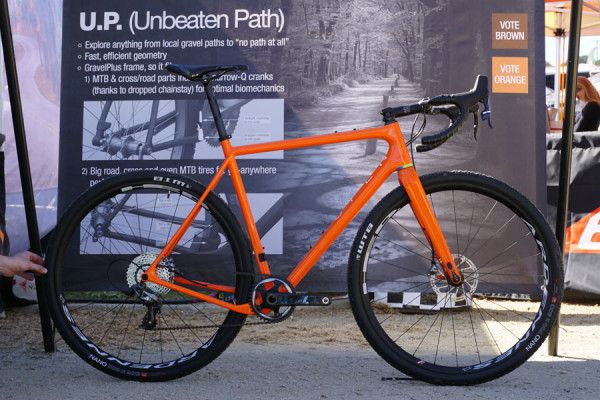Open Cycles Unbeaten Path Gravel Road Bike Fahrrad Rad Radsport