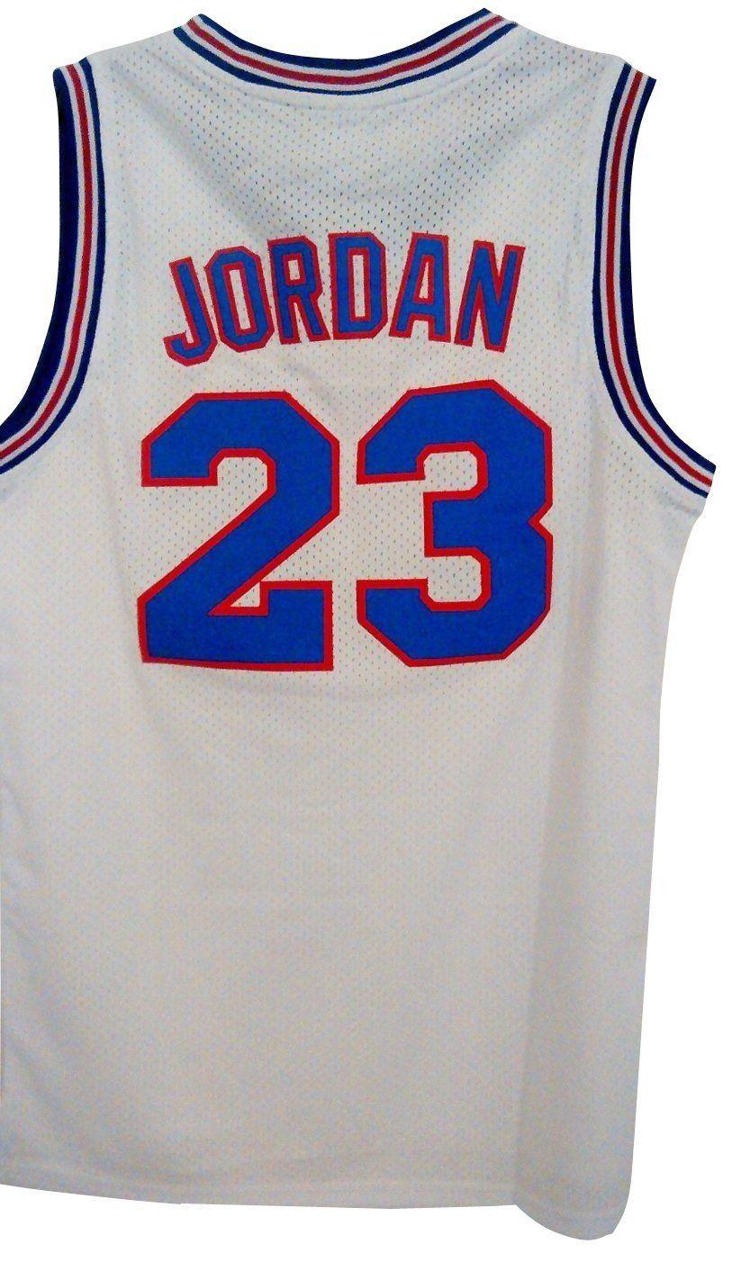 Amazon.com   Space Jam Michael Jordan Space Jam Jersey   Sports   Outdoors ca6aa713d