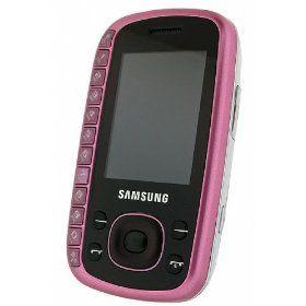 Samsung B3310 Unlocked Quad-Band GSM Phone with 2 MP