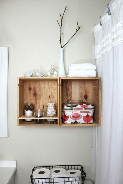 45 stilvolle Ideen für die Badeinrichtung mit extra Stauraum Eine - ideen fürs badezimmer