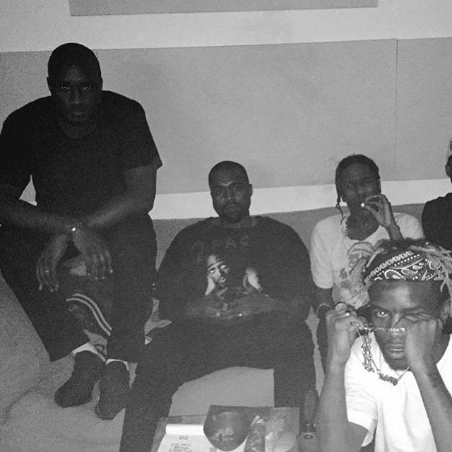 New Pusha T X Kanye West X J Cole X Asap Rocky Song Is Coming Soon Asap Rocky Songs Asap Rocky Kanye West Songs