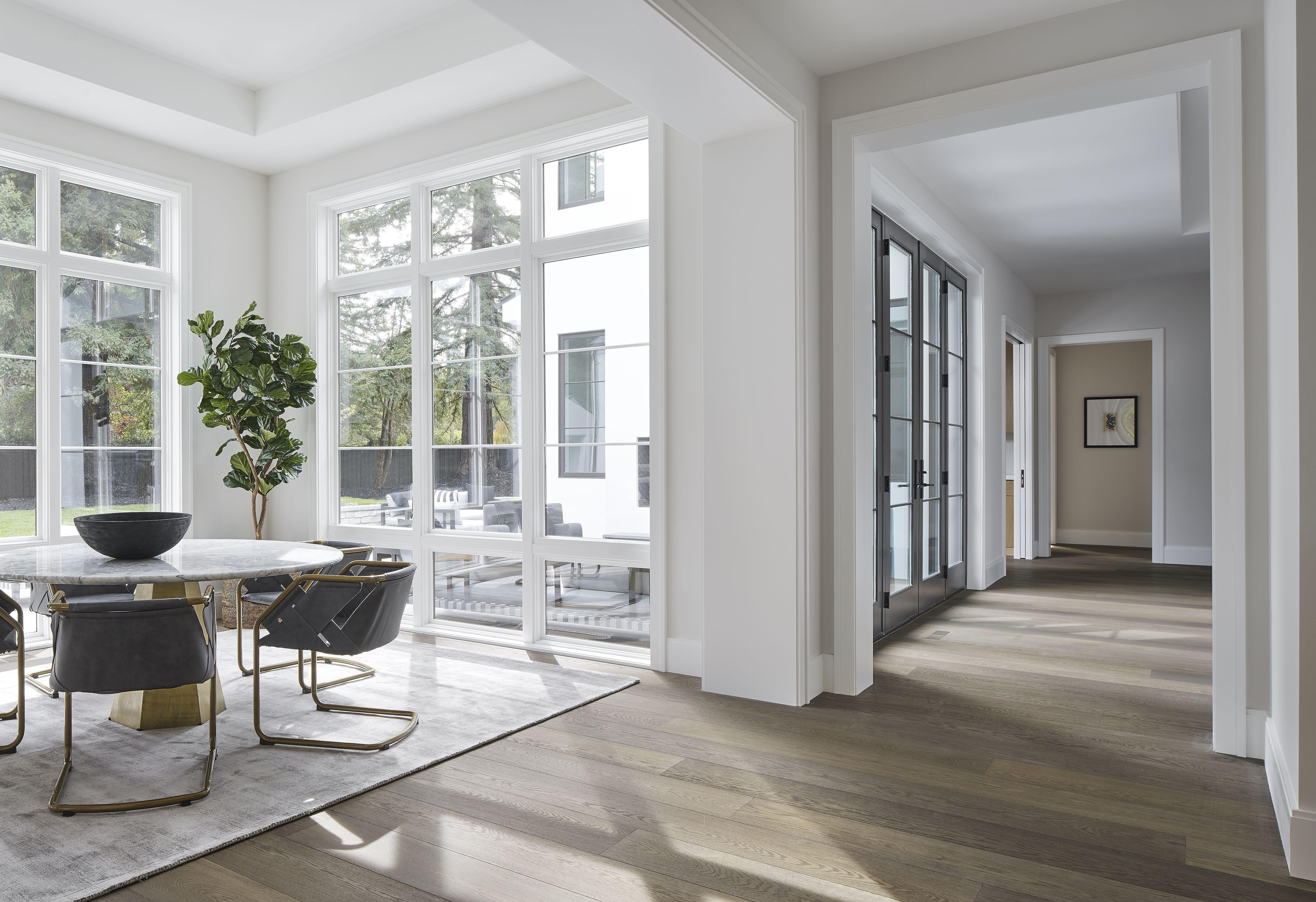 Atherton Trunk Floor Flooring, Interior, Atherton