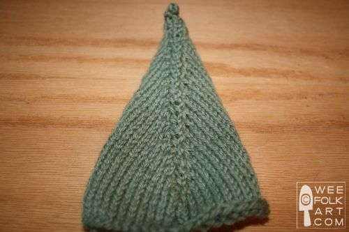 A Whimsy of Knit Gnomes | Wee Folk Art
