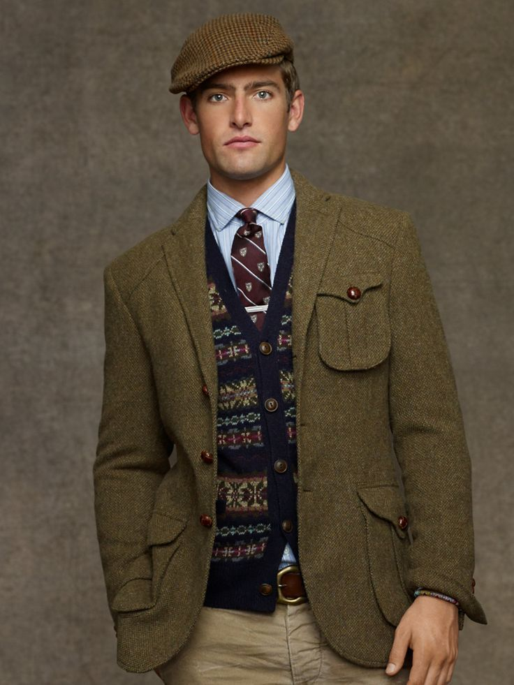 Resultado de imagen de sport english fashion mature men   Men's ...