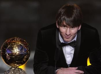 Lionel Messi: only the best soccer player