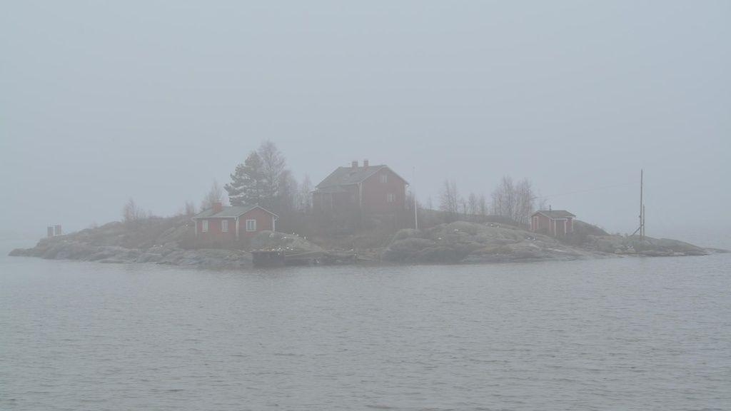 Sumua Helsingissä aamulla 10. huhtikuuta 2016. Kuva: Sirkka Sinkkonen Copyright: Sirkka Sinkkonen. Kuva: Sirkka Sinkkonen.