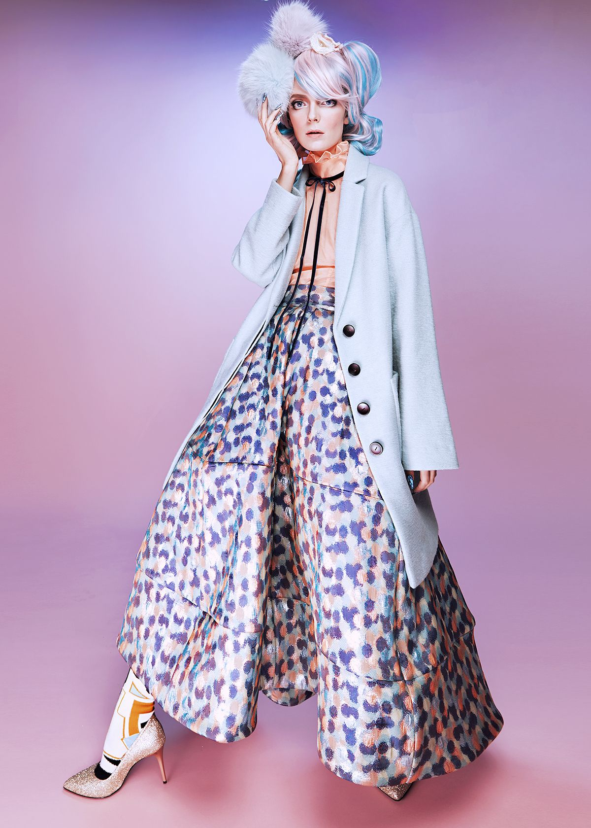 Fashion editorial for the bulgarian online fashion ...