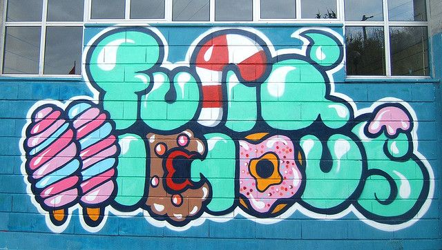 easy graffiti ice cream google search typography on simply wall street id=92979