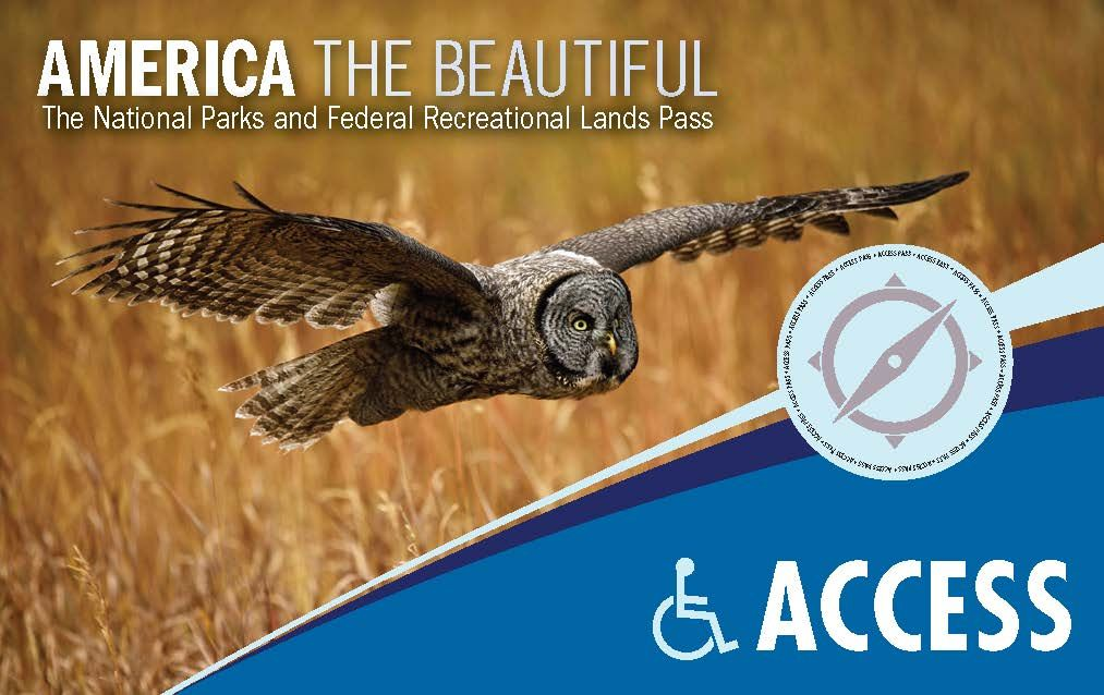 America The Beautiful National Parks Federal Recreational Lands Annual Senior Pass Usgs Store National Parks National Park Pass National Lakeshore