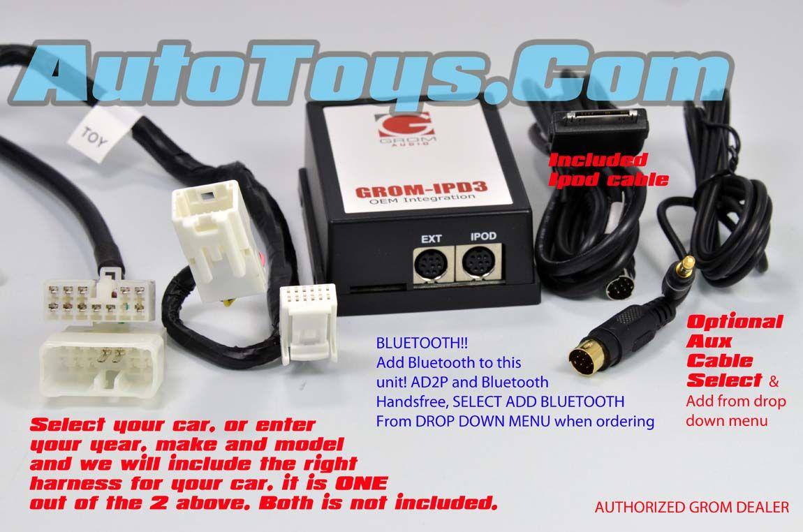 Ipod To Car Stereo Adapter Ipod Car Stereo Make Model