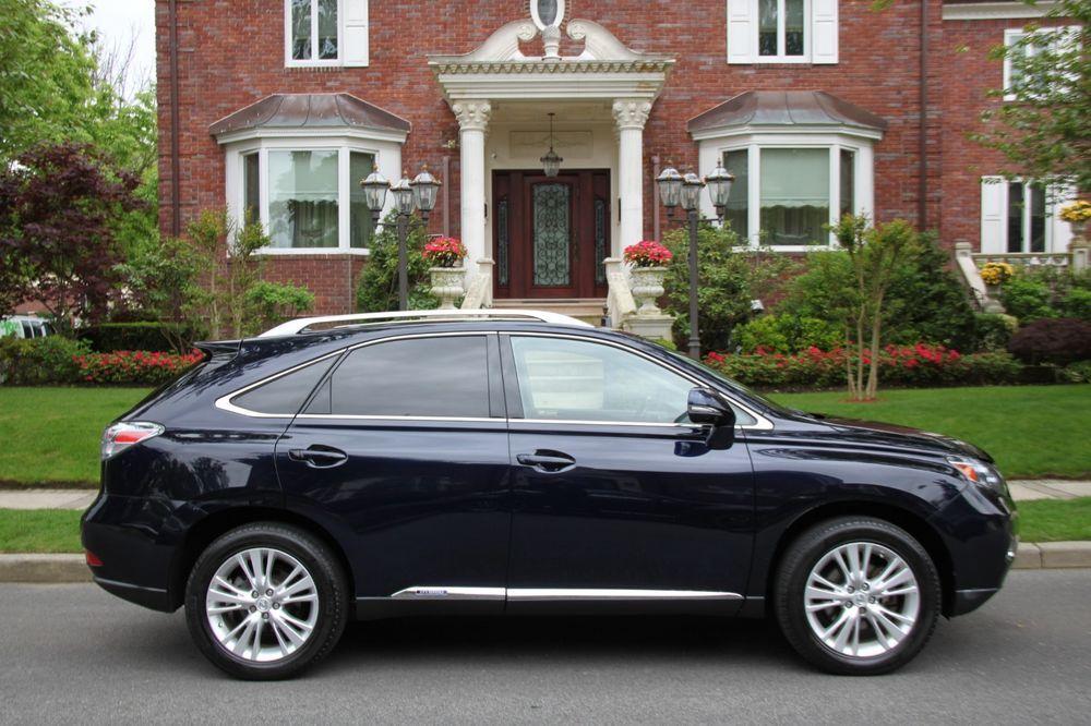 2010 Lexus Rx Base Awd 4dr Suv 2010 Lexus Rx 450h Base Awd 4dr Suv