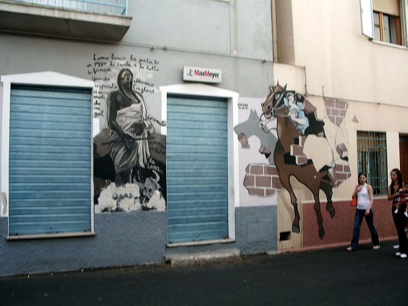 Murales bagno ~ File murales orgosolo g sardegna murales filing