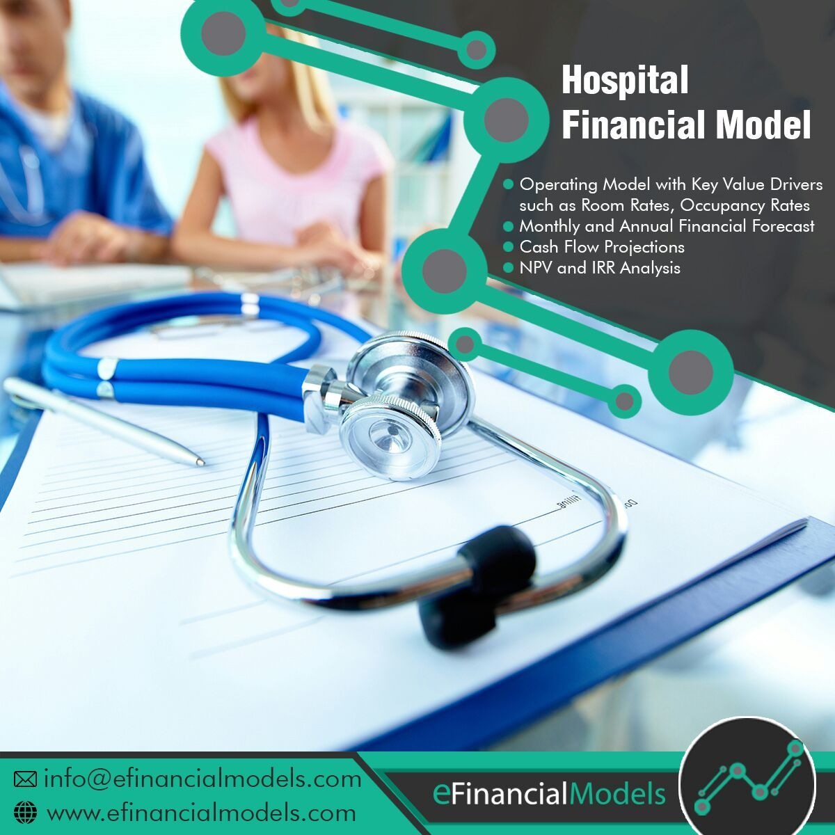 Financial Projections & Forecasting Excel Models Templates | Health