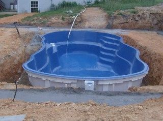 Fiberglass One Piece Swimming Pool Shell Fiberglass Pool Cost Pool Cost Fiberglass Pools