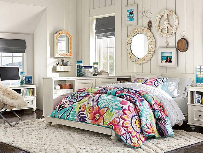 Genial Chelsea Keala Floral Bedroom