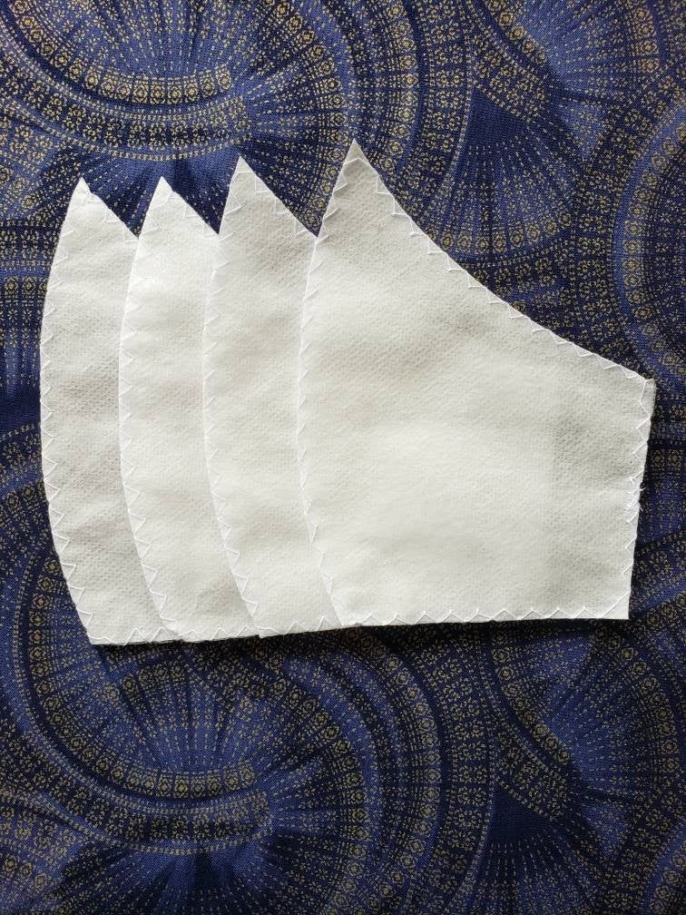 Tilley Face Mask Filters HEPA 4 Filters in a Pack Etsy