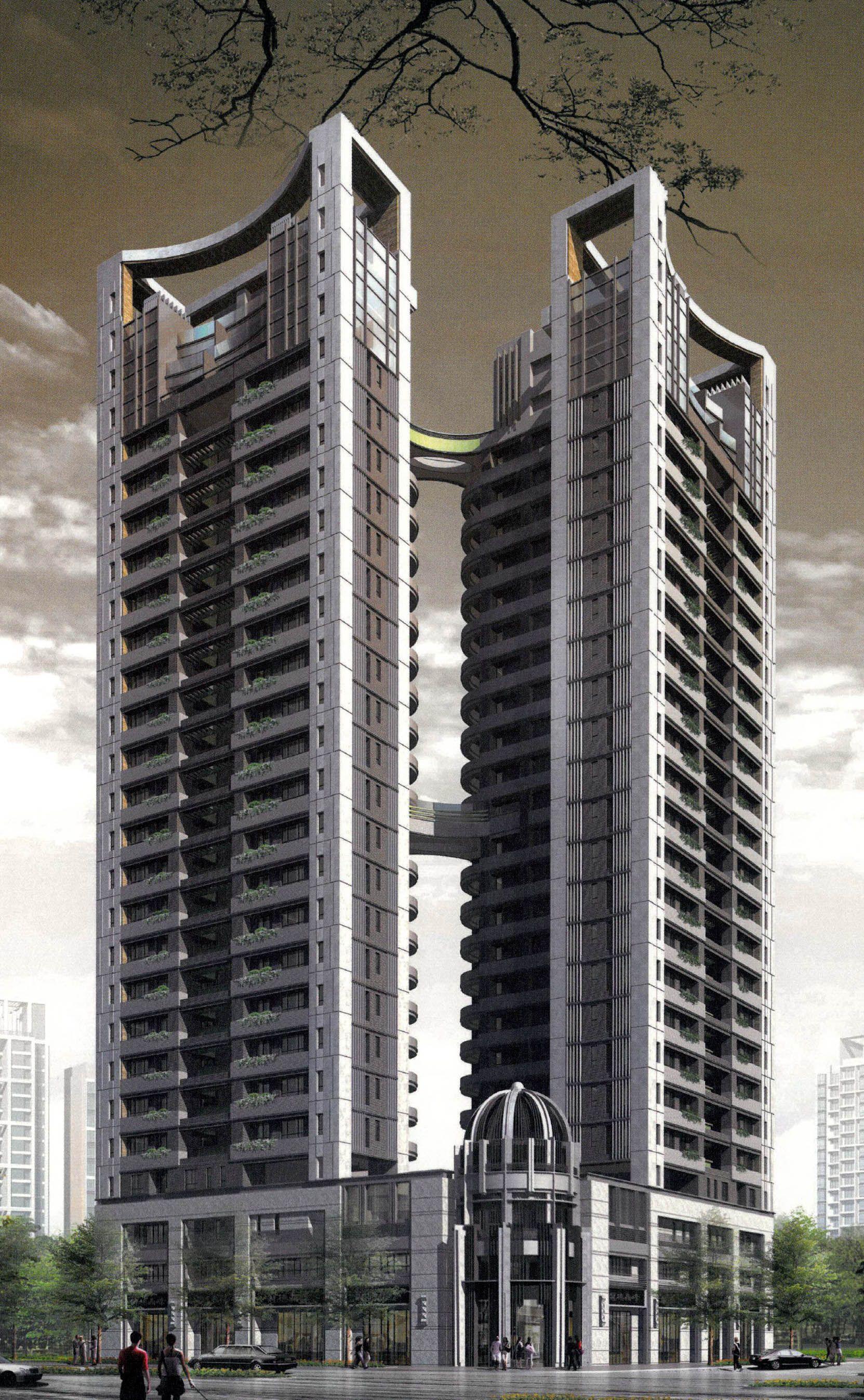 Pin By Landon Blake On Towers Skyscraper Architecture Hotel Architecture Concept Architecture
