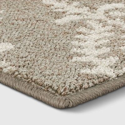 1 8 X2 10 Paisley Tufted Accent Rugs Gray Threshold In 2020 Area Rugs Circle Pattern Accent Rugs